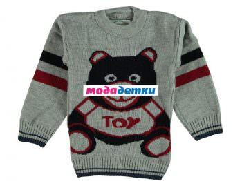 свитер 1-2-3 года