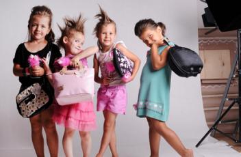 5 необычных  фактов о детской моде