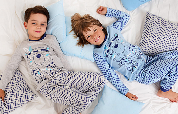 Как выбрать пижаму для ребенка мода детки