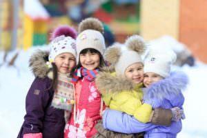 Теплая детская одежда оптом мода детки