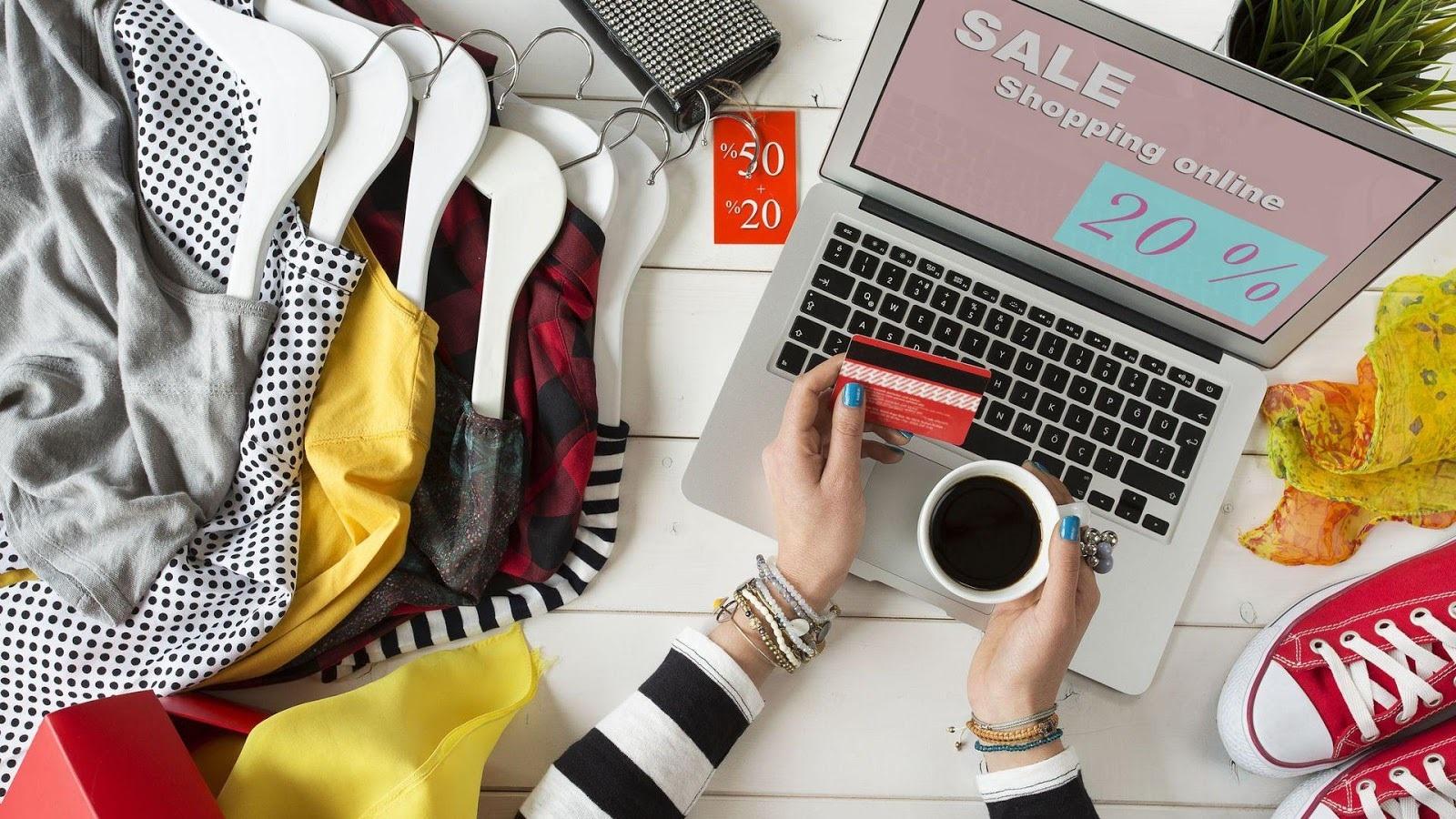 Продажа одежды через интернет-магазин
