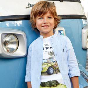 Рубашки детские оптом мода детки