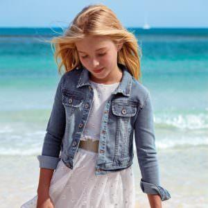 джинсовые куртки оптом мода детки