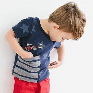 Детские футболки оптом дешево мода детки