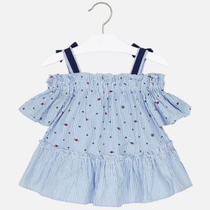 блузки детские оптом1