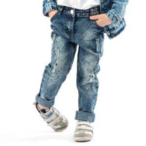 Джинса детская оптом мода детки