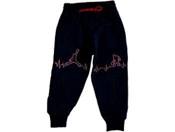 спортивные штаны темно-синие 305419