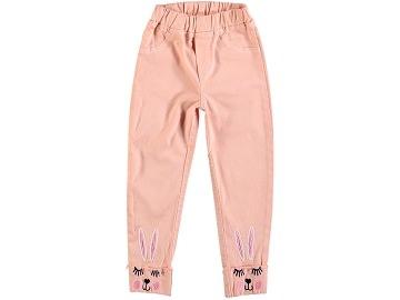 брюки детские персиковые 305535
