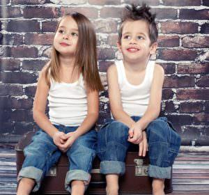 Джинсы детские оптом мода детки