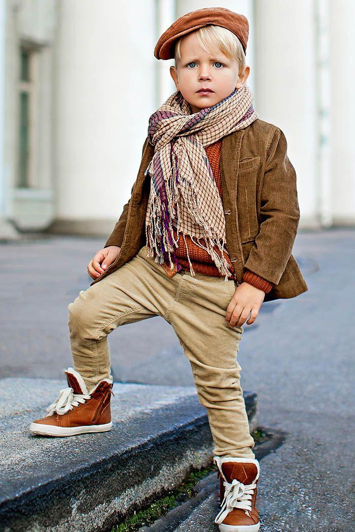 Модный мальчик осень 2020