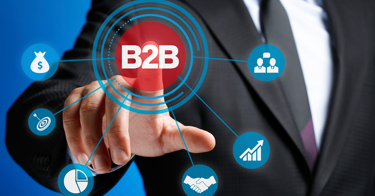 b2b торговые площадки